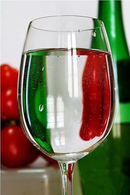 record export vino italiano