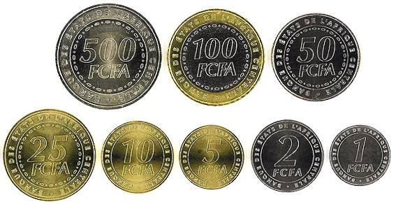 moneta africana