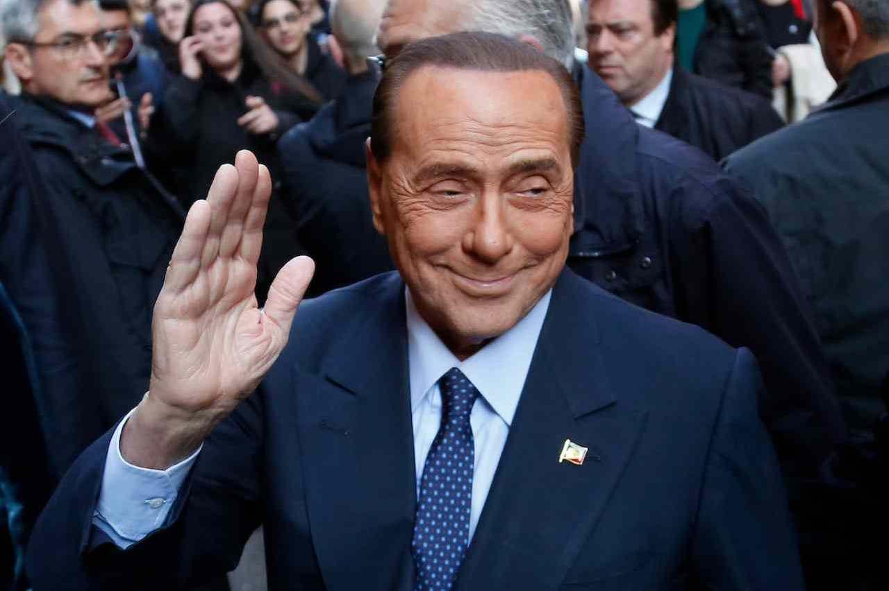 Berlusconi sostenne il ponte sullo Stretto