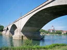 Ponte della Libertà pavia